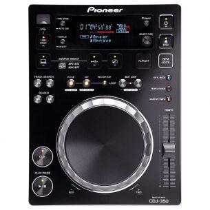 Pioneer CDJ-350 Digital Multimedia Deck