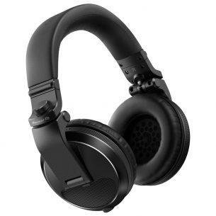 Pioneer HDJ-X5 Professional DJ Headphones, Black