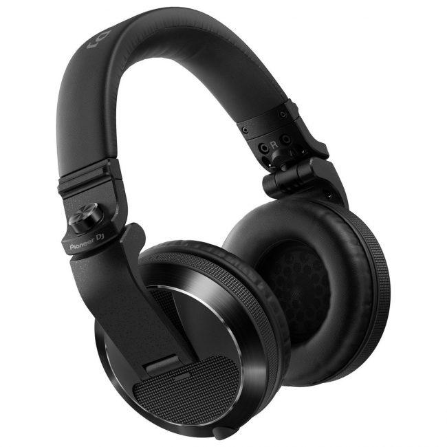 Pioneer HDJ-X7 Professional DJ Headphones, Black