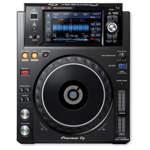 Pioneer XDJ-1000MK2 Touch Screen USB Player (Ex-Display)