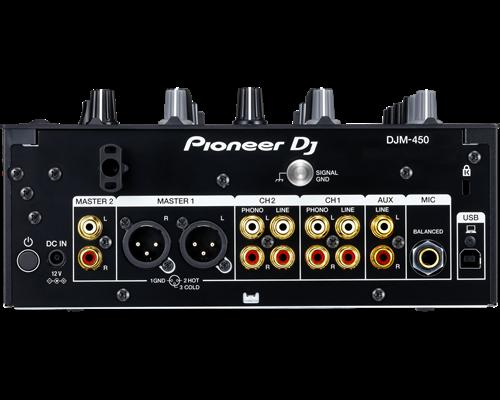 Pioneer XDJ-700, DJM-450 & HDJ-X5-K DJ Package