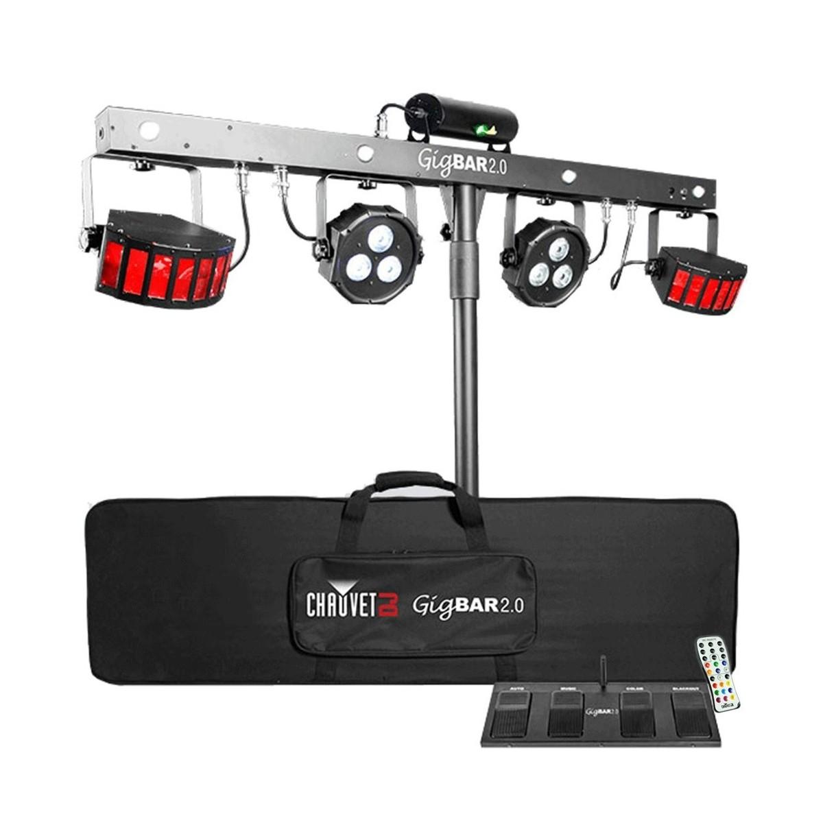 Chauvet Gig Bar 2 LED Lighting System