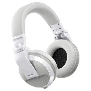 Pioneer HDJ-X5BT Bluetooth DJ Headphones, White