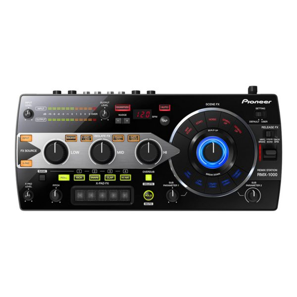 Pioneer RMX-1000 Remix-Station DJ Effects Processor