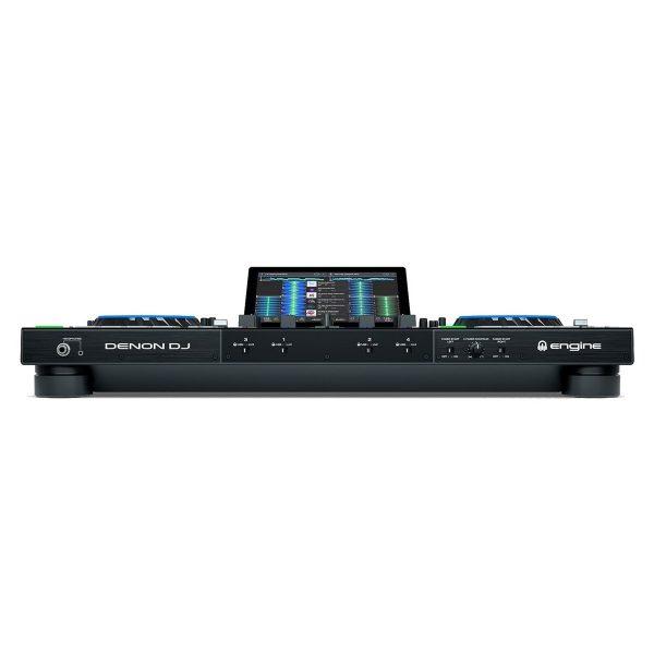 Denon DJ Prime 4 4-Deck Standalone DJ System