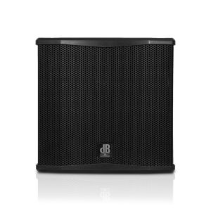 dB Technologies SUB 15H Semi Horn Loaded Active PA Subwoofer