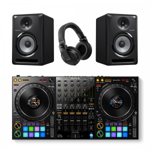 Pioneer DDJ-1000, S-DJ60X and HDJ-X5 DJ Package