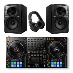Pioneer DDJ-1000, VM-70 and HDJ-X5 DJ Package