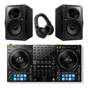 Pioneer DDJ-1000, VM-70 and HDJ-X5 DJ Package