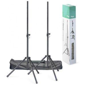 Stagg SPSQ10 SET OF 2 SPEAKER STANDS + BAG