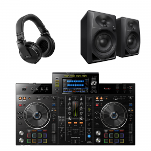 Pioneer XDJ-RX2, DM-40 and HDJ-X5 DJ Package