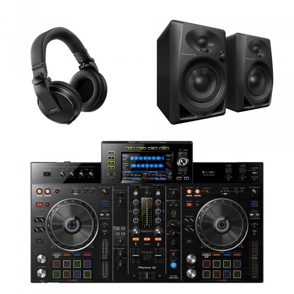 Pioneer XDJ-RX2, DM-40 and HDJ-X5 DJ Package