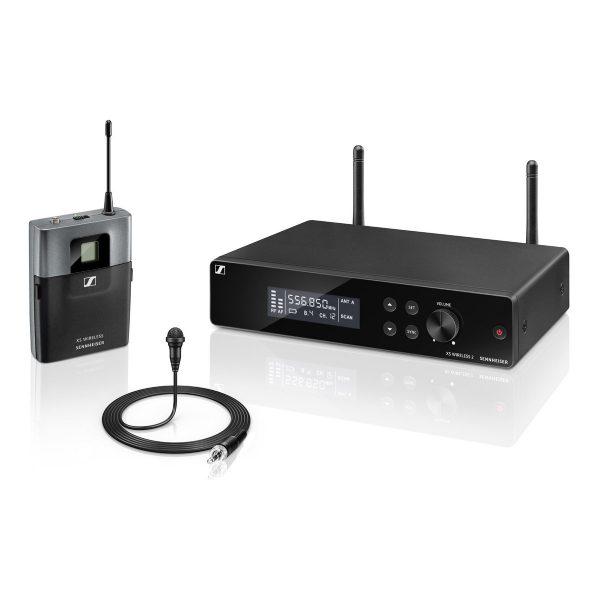 Sennheiser XSW 2-ME2 Lavalier Microphone Set, GB Band