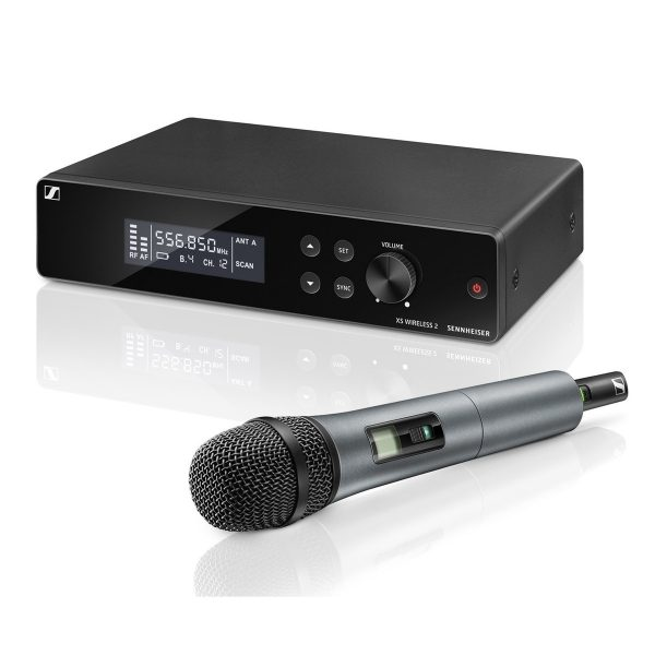 Sennheiser XSW 2-835 Vocal Set, GB Band