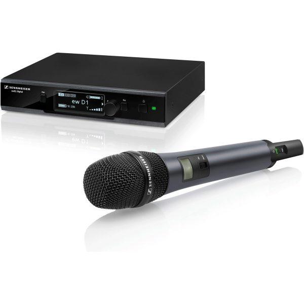 Sennheiser EW D1-835S Digital Wireless Handheld Microphone System (Ex Demo)