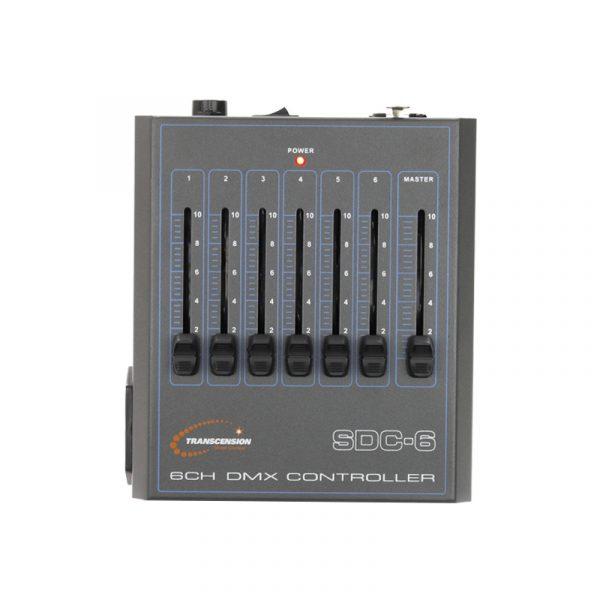 Transcension SDC 6 DMX Controller