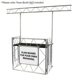 Equinox Truss Booth Overhead Kit