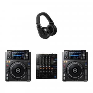 Pioneer XDJ-1000MK2, DJM-750MK2 & HDJ-X7-K DJ Package