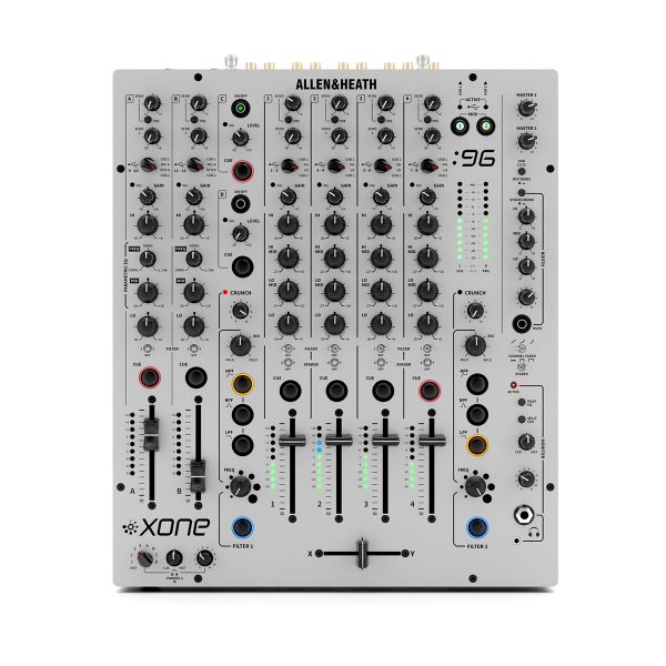 Allen & Heath Xone 96 Analogue DJ Mixer