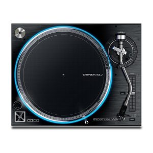 Denon DJ VL12 Direct Drive Turntable