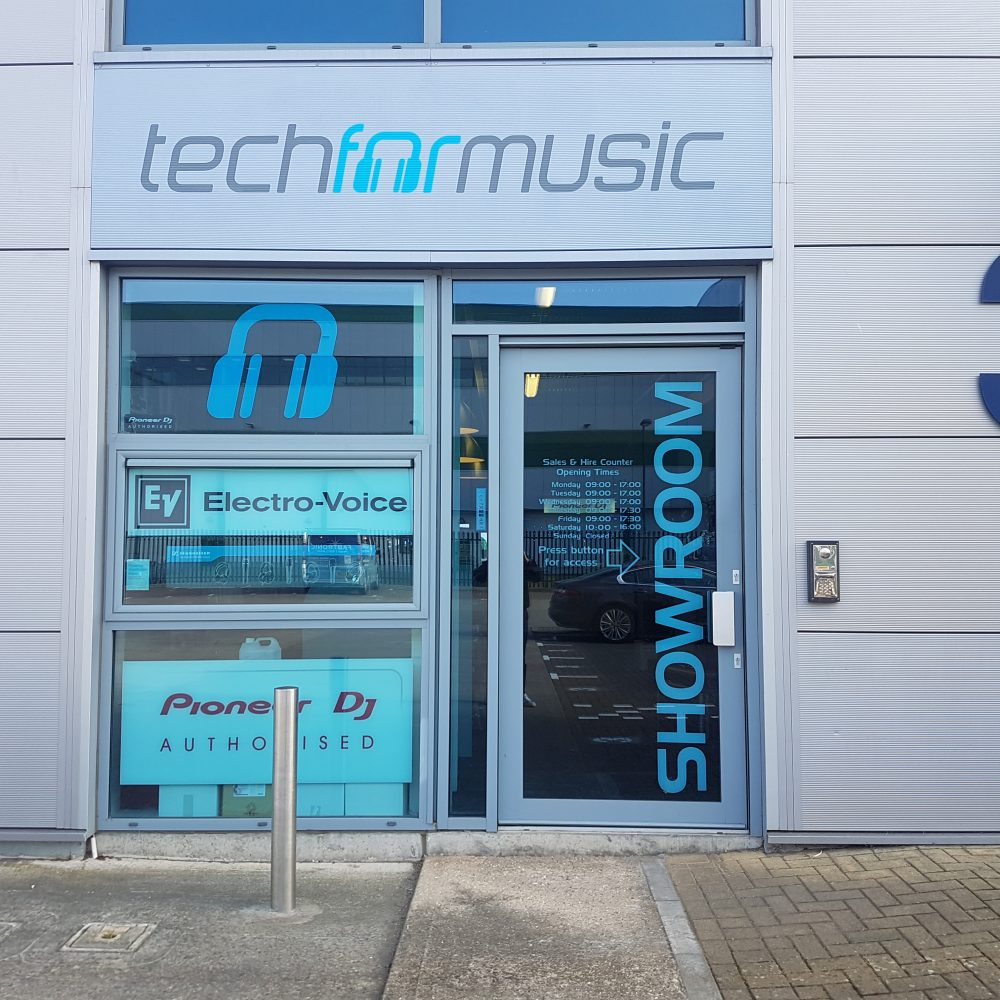 techformusic About Us - www.techformusic.co.uk