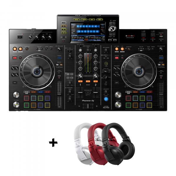 Pioneer XDJ-RX2 with FREE Pioneer HDJ-X5BT Headphones worth £139