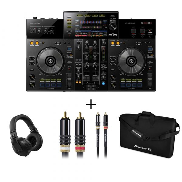 Pioneer XDJ-RR with FREE Pioneer HDJ-X5BT Headphones, FREE DJC-RR Bag & DAS-RCA020R cables worth £324