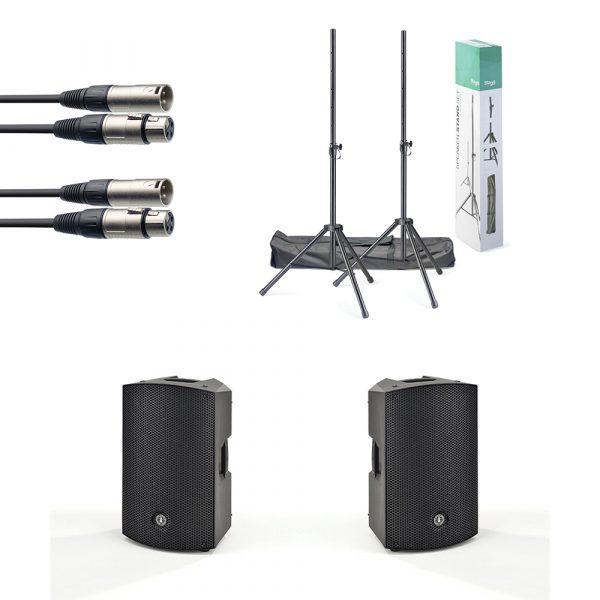 """ANT 12"""" PA Speaker Package"""