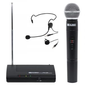 W Audio RM 05 VHF Radio Microphone System MKII (173.8Mhz)