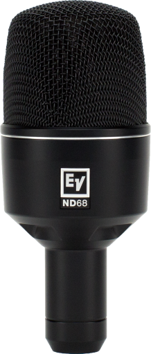 Electro-Voice ND68 Dynamic Supercardioid Bass Drum Microphone