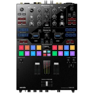 Pioneer DJM-S9 2 Channel Scratch Mixer for Serato DJ