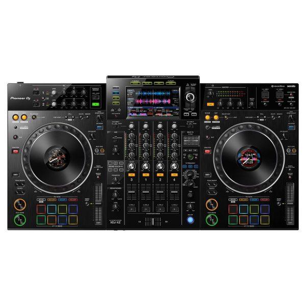 Pioneer XDJ-XZ Professional all-in-one DJ system for rekordbox and Serato DJ Pro