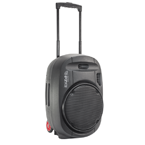 Ibiza Sound PORT12UHF-MKII Portable PA Speaker