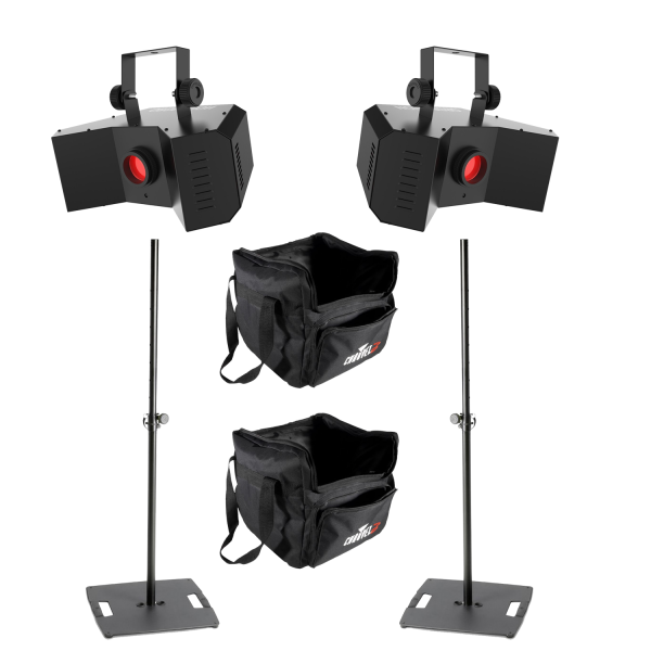 Chauvet Obsession Package