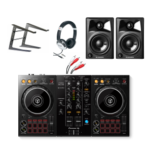 Pioneer DDJ-400 Complete Starter DJ Equipment Package 2
