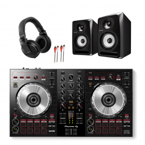 Pioneer DDJ-SB3, S-DJ50X and HDJ-X5 DJ Package