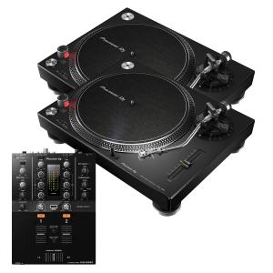 Pioneer PLX-500K and Pioneer DJM-250 MK2 Package