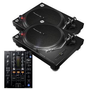 Pioneer PLX-500K and Pioneer DJM-450 Package