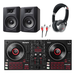 Numark Mixtrack Platinum FX DJ Controller Package 2