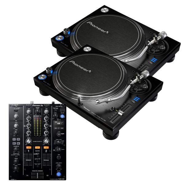 Pioneer PLX-1000 and Pioneer DJM-450 Package