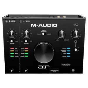 M-Audio AIR 192 8 Audio Interface
