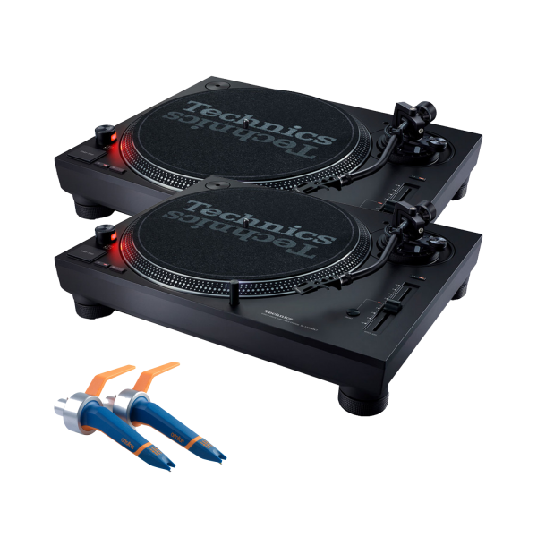 Technics SL-1210MK7 Package with Ortofon Concorde DJ MKII (Twin Pack)
