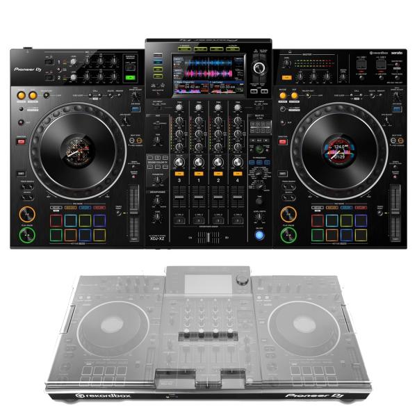Pioneer XDJ-XZ Professional all-in-one DJ system with Decksaver