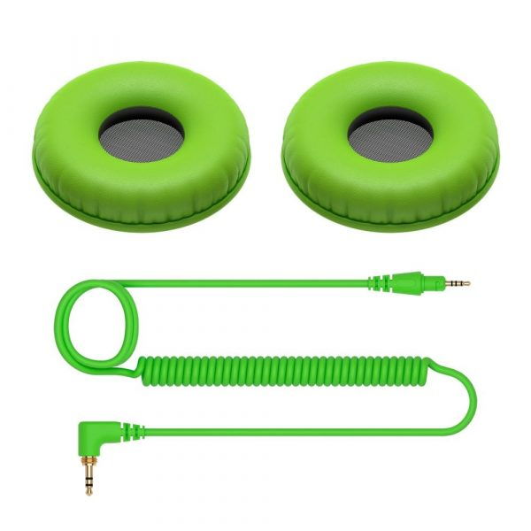 Pioneer HC-CP-08-G Green Accessory Pack for HDJ-CUE1
