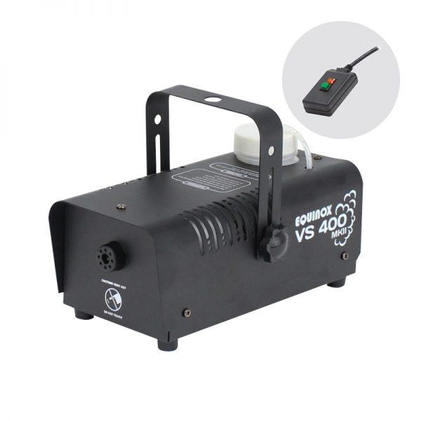 Equinox VS 400 Smoke Machine MKII