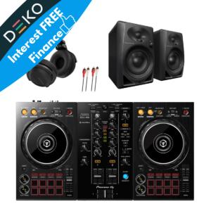 Pioneer DDJ-400 DJ Controller Package