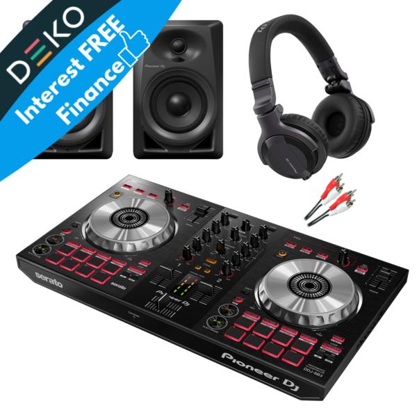 Pioneer DDJ-SB3 DJ Package