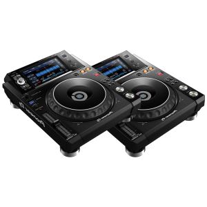 Pioneer XDJ-1000MK2 Touch Screen USB Player, Pair