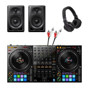 Pioneer DDJ-1000, DM-40 & HDJ-CUE1 Package