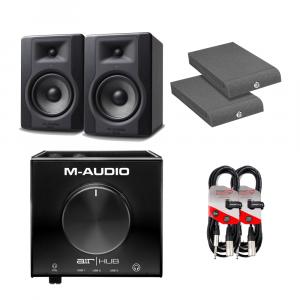 M-Audio AIR Hub Music Producer Bundle